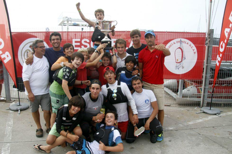 Interclubes rcma src real club mar timo del abra real - Club nautico santander ...